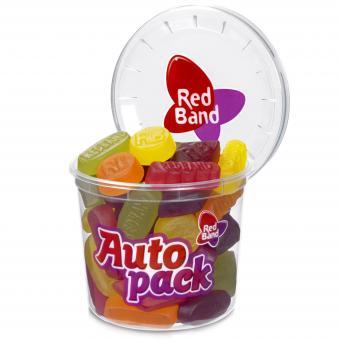 Red Band Fruchtgummi Assortie Autopack