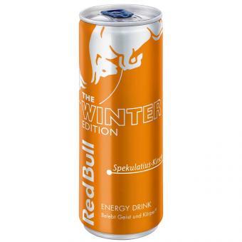 Red Bull The Winter Edition Spekulatius-Kirsch 250ml