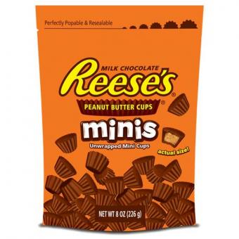 Reese's Peanut Butter Cups Minis 226g