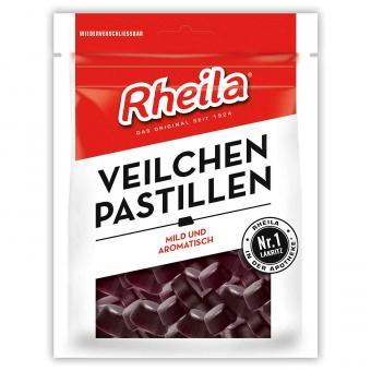 Rheila Veilchen Pastillen 90g