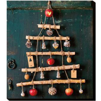 Riegelein Adventskalender Weihnachtsbaum