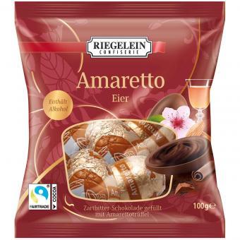 Riegelein Amaretto Eier 100g