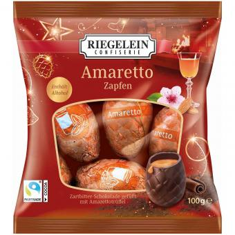 Riegelein Amaretto Zapfen 100g