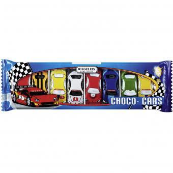 Riegelein Choco-Cars 8er