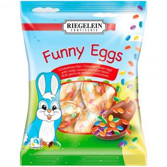 Riegelein Funny Eggs 100g