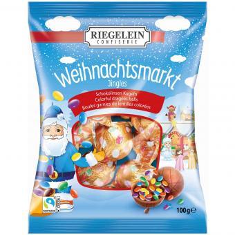 Riegelein Weihnachtsmarkt Jingles 100g