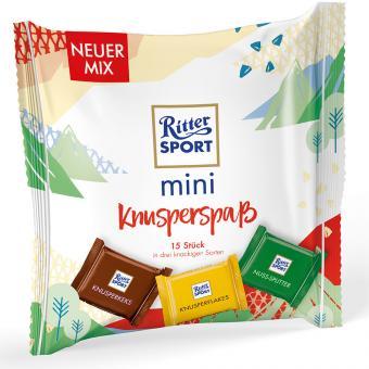 Ritter Sport mini Knusperspaß 15er