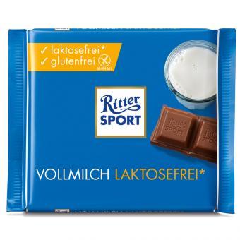 Ritter Sport Vollmilch laktosefrei 100g