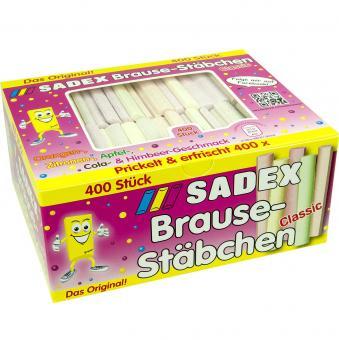 Sadex Brause-Stäbchen 400er