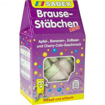 Sadex Brause-Stäbchen Minis 125g