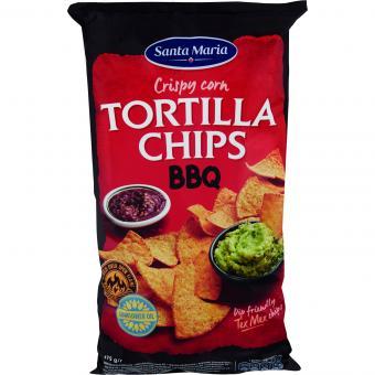 Santa Maria Tortilla Chips BBQ 475g