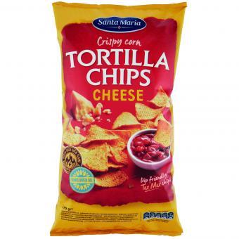 Santa Maria Tortilla Chips Cheese 475g