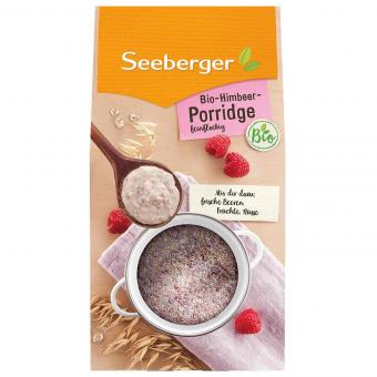Seeberger Bio-Himbeer-Porridge 400g