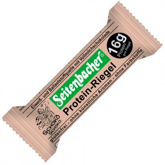 Seitenbacher Protein-Riegel Schoko 60g