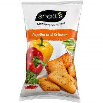 Snatt's Paprika und Kräuter