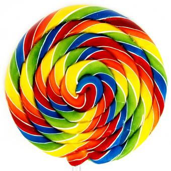 Lolly Master Spiral-Lolly Exotic 80g