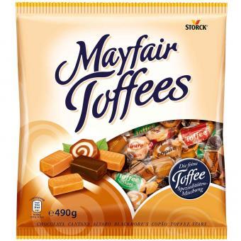 Storck Mayfair Toffees 490g