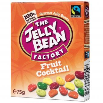 The Jelly Bean Factory Gourmet Fruit Cocktail 75g