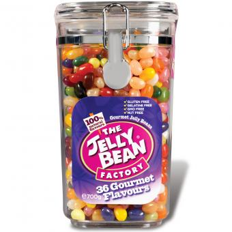 The Jelly Bean Factory 36 Gourmet Flavours Jar 700g