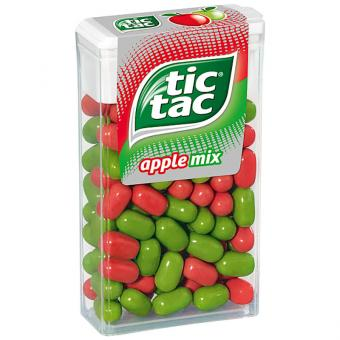 tic tac Apple Mix 49g