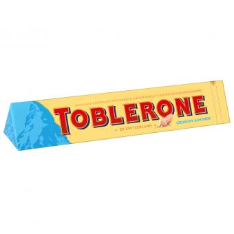 Toblerone Crunchy Almonds 100g