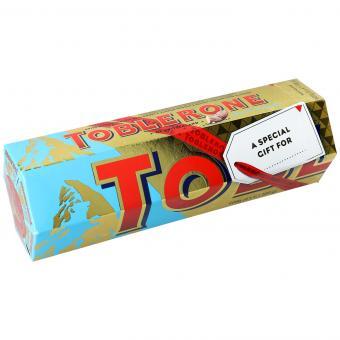 Toblerone Crunchy Almonds 6x100g (MHD 03.12.2020)