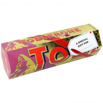 Toblerone Fruit & Nut 6x100g (MHD 25.11.2020)