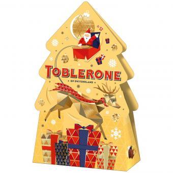 Toblerone Kleines Weihnachtspräsent 40g