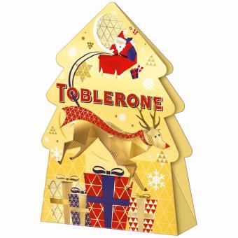 Toblerone Weihnachtspräsent 144g