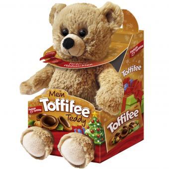 Toffifee 15er Plüschtier-Teddy