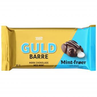 Toms Guld Barre Mint-frøer 90g