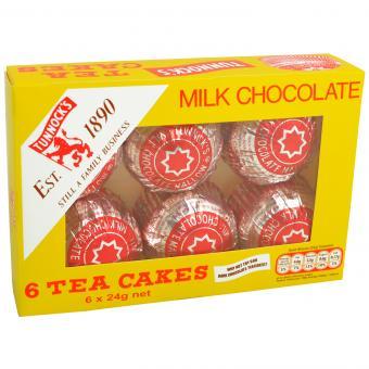 Tunnock's Tea Cakes 6er