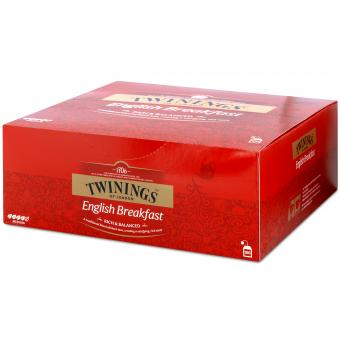 Twinings English Breakfast 100er