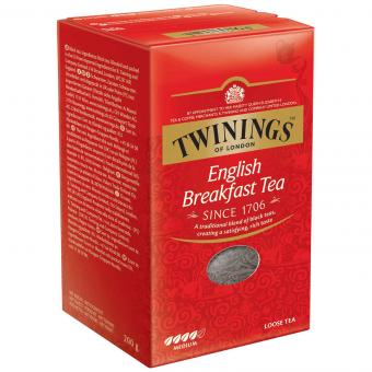 Twinings English Breakfast Tea 200g