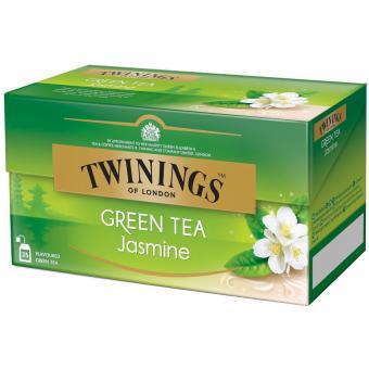 Twinings Green Tea Jasmine 25er