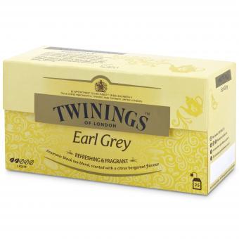 Twinings Earl Grey 25er