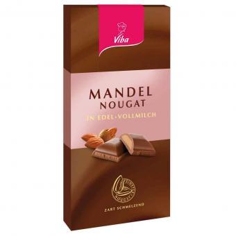 Viba Mandel Nougat 100g