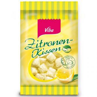 Viba Zitronen-Kissen 90g