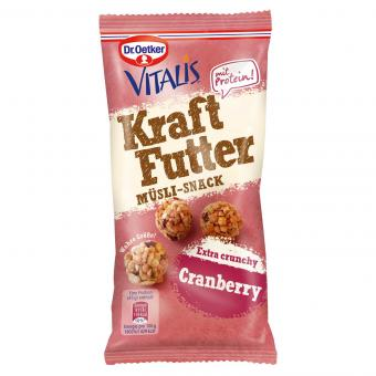 Vitalis Kraftfutter Cranberry 45g