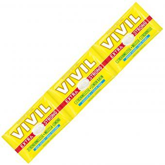 Vivil Strong Zitronenmelisse zuckerfrei 3er