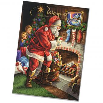 Wagner Adventskalender Weihnachtsmann