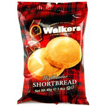 Walkers Highlander Shortbread 2er