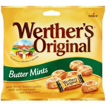 Werther's Original Butter Mints 110g
