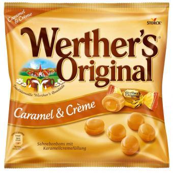 Werther's Original Caramel & Crème 225g