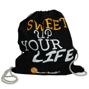 """World of Sweets """"Sweet Up Your Life"""" Beutel"""