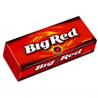 Wrigley's Big Red 15er