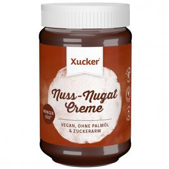 Xucker Nuss-Nugat Creme 300g