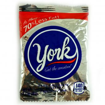 York Peppermint Pattie 39g