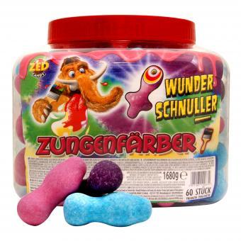 ZED Candy Mammouth Wunderschnuller Zungenfärber