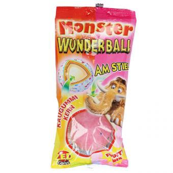 ZED Candy Monster Wunderball am Stiel Fruity Mix 80g